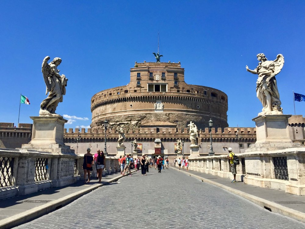 What to See in Rome: Castel Sant' Angelo — La Vita Roma