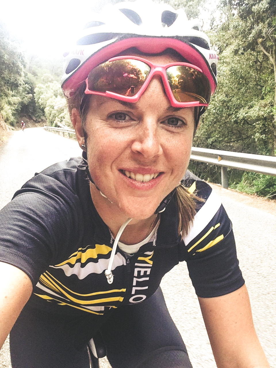- Emma fell in love with cycling following her retirement from competitive rowing. Mallorca is her favourite place in the world, with amazing food, great weather and a wide range of routes, Emma loves introducing women to the magic of it!