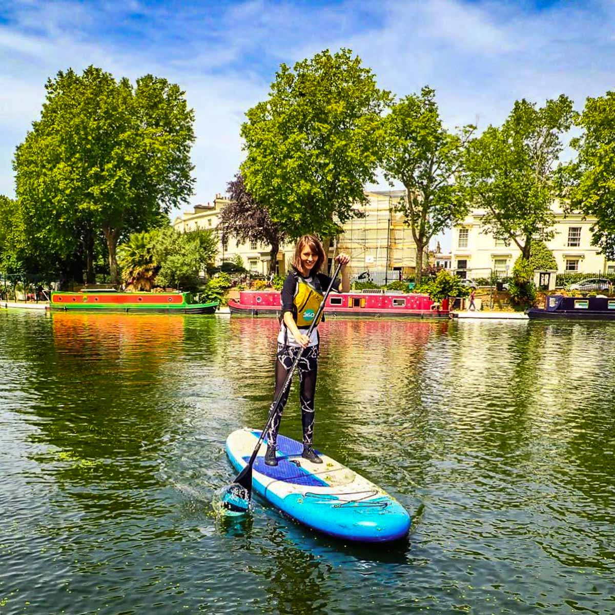 RETURNING PADDLER £26 - • Board and Wetsuit Hire• Guided SUP Tour• Coaching to improve your paddling technique.• Build paddle endurance, great training if you're joining us for a SUP holiday!