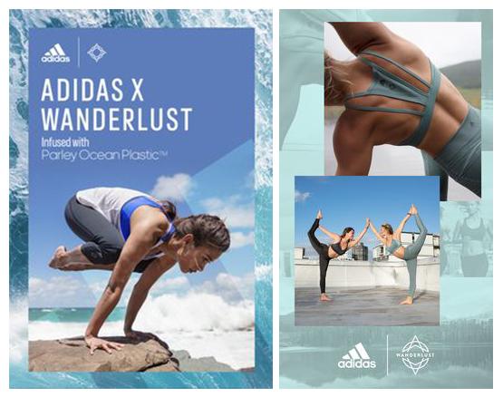 Adidas Wanderlust - 2018