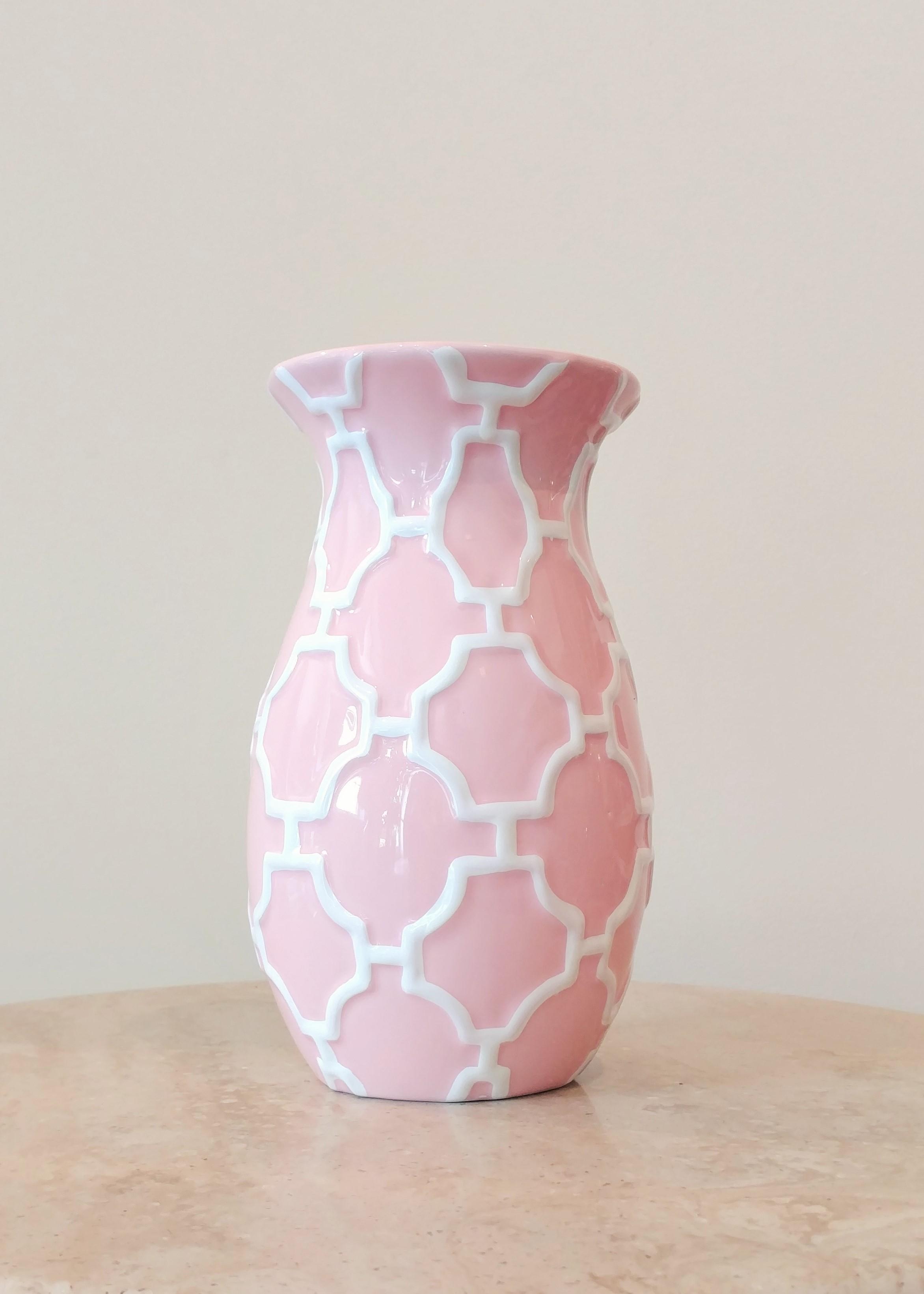 """8"""" Designer Vase (4"""" Diameter)"""