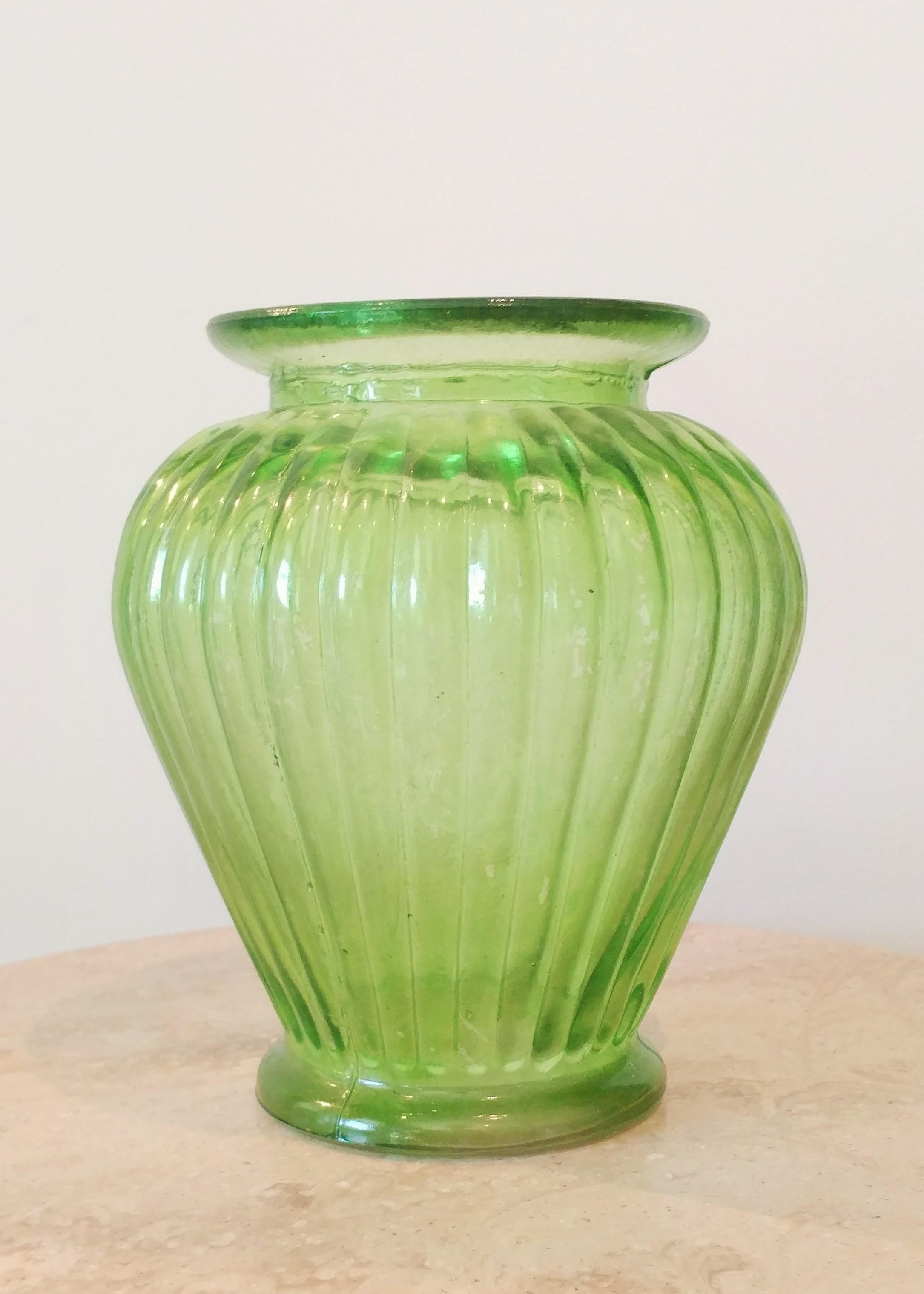 """8"""" Textured Widemouth Vase (5"""" Diameter)"""