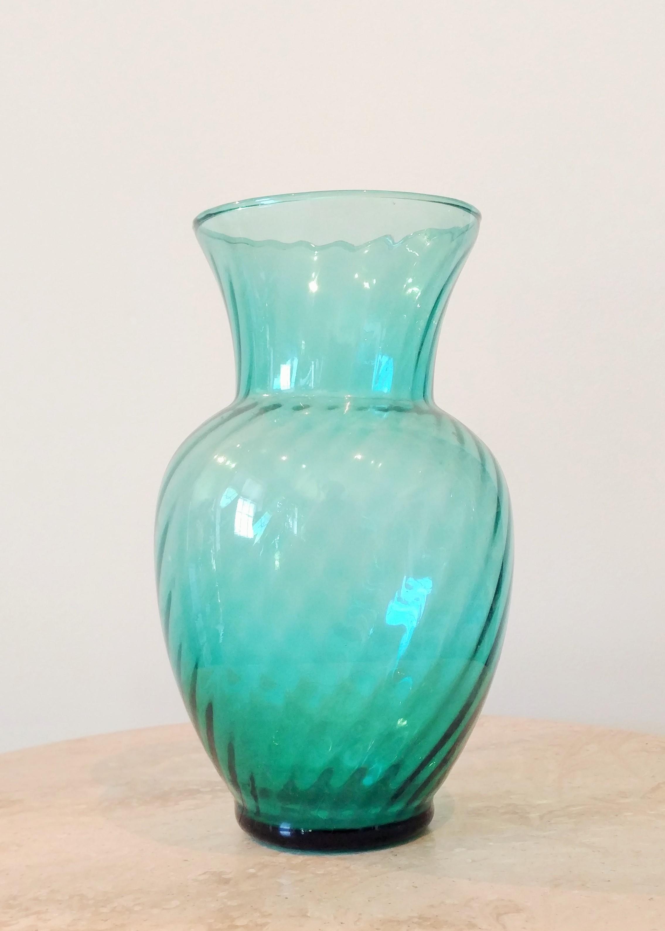 """8.5"""" Classic Textured Vase (5"""" Diameter)"""