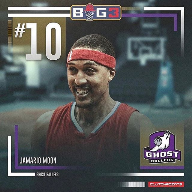 Congrats to @iamjmoon on getting selected #10 overall in the @thebig3 draft. Big summer ahead family!