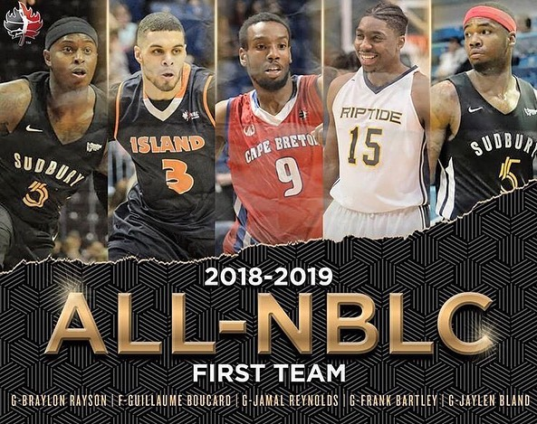 Congrats to @_kingray2on and @sampcarter on being named to first and second all @nbl_canada teams‼️