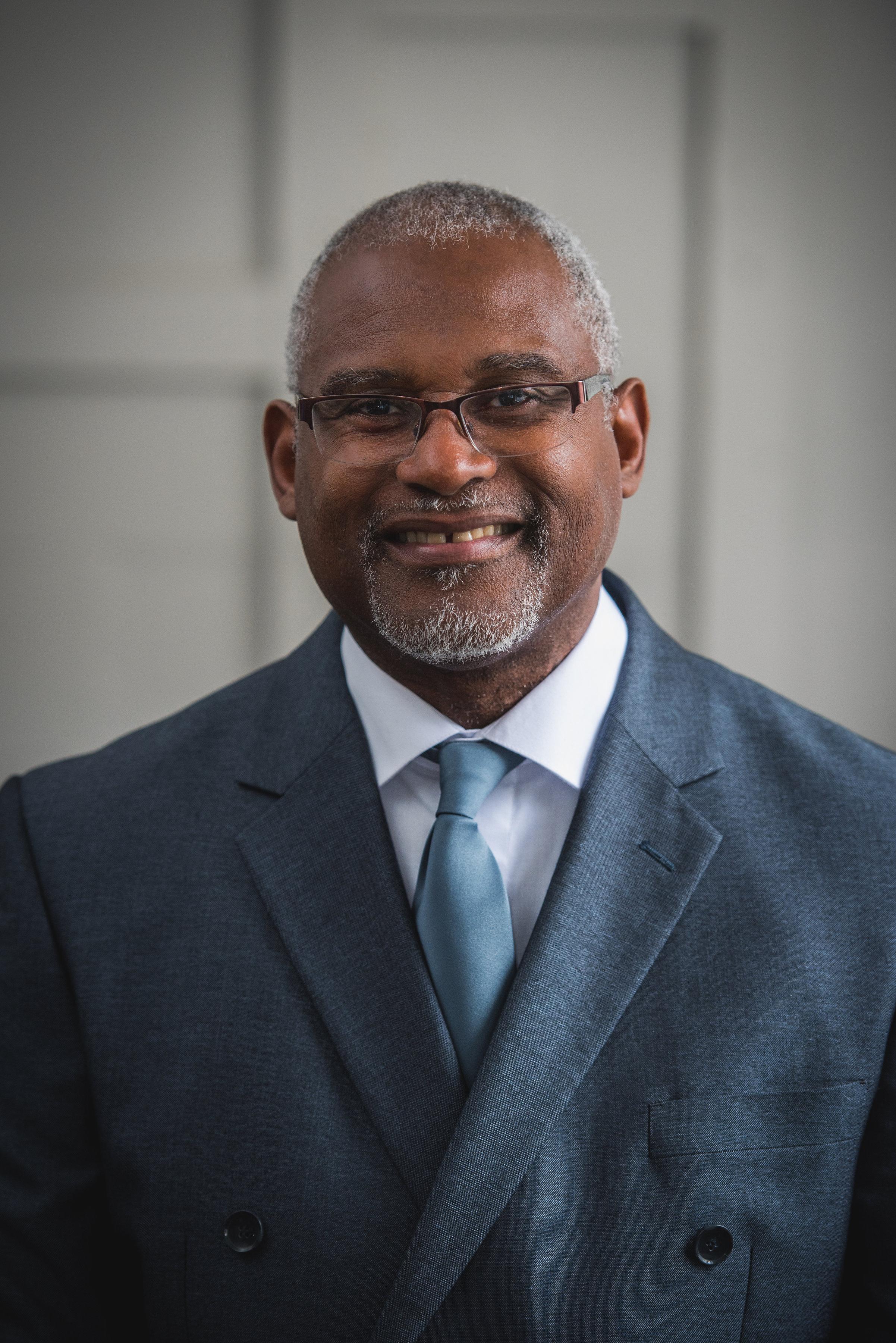 Randy Patterson - Elder