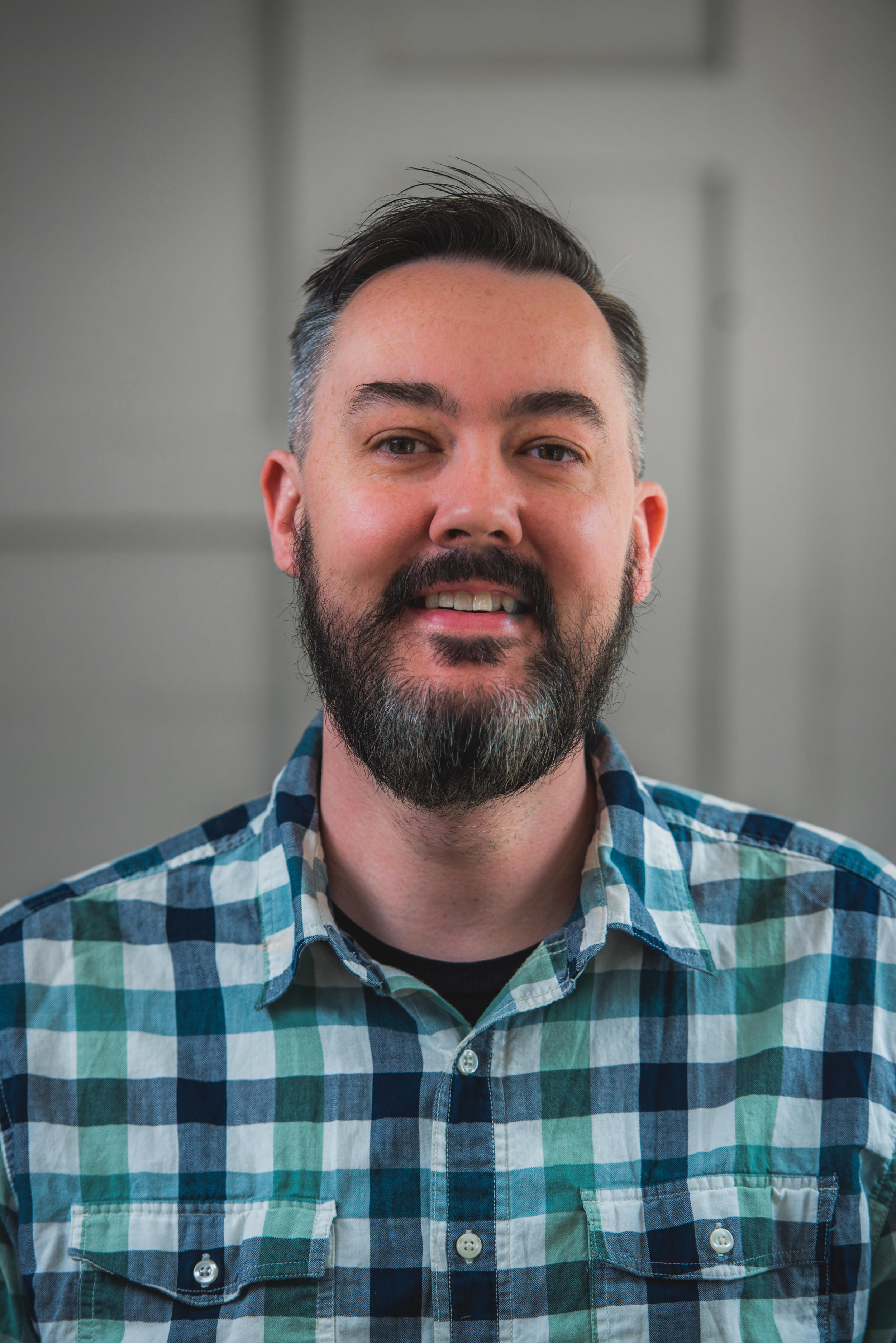 Jake Todhunter - Director Of Ministry Operations