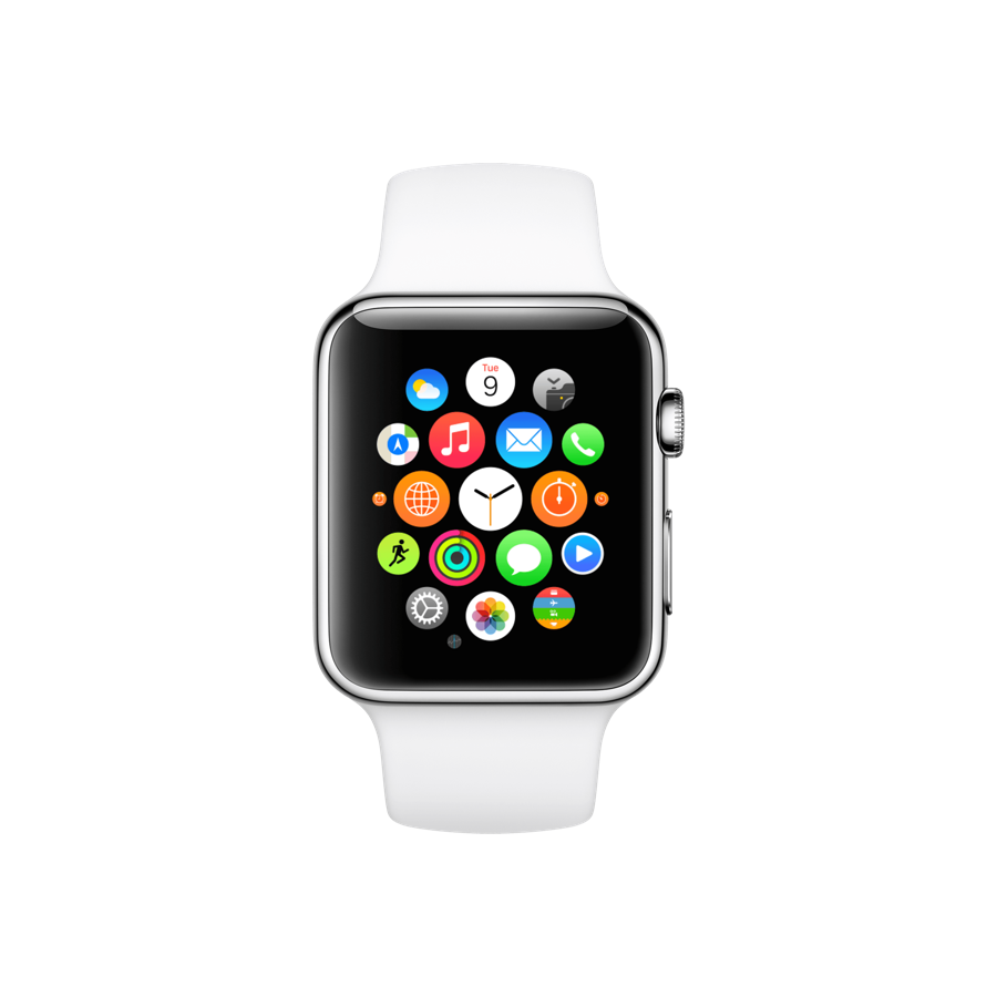 Apple Watch for Tracking Stress -