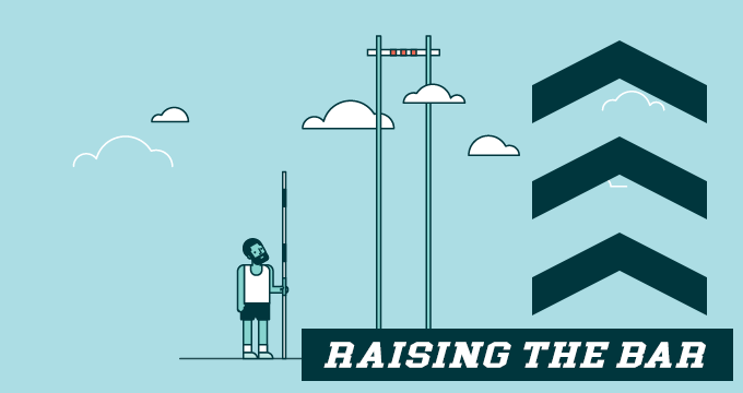 Raising the bar — Christ Community Church