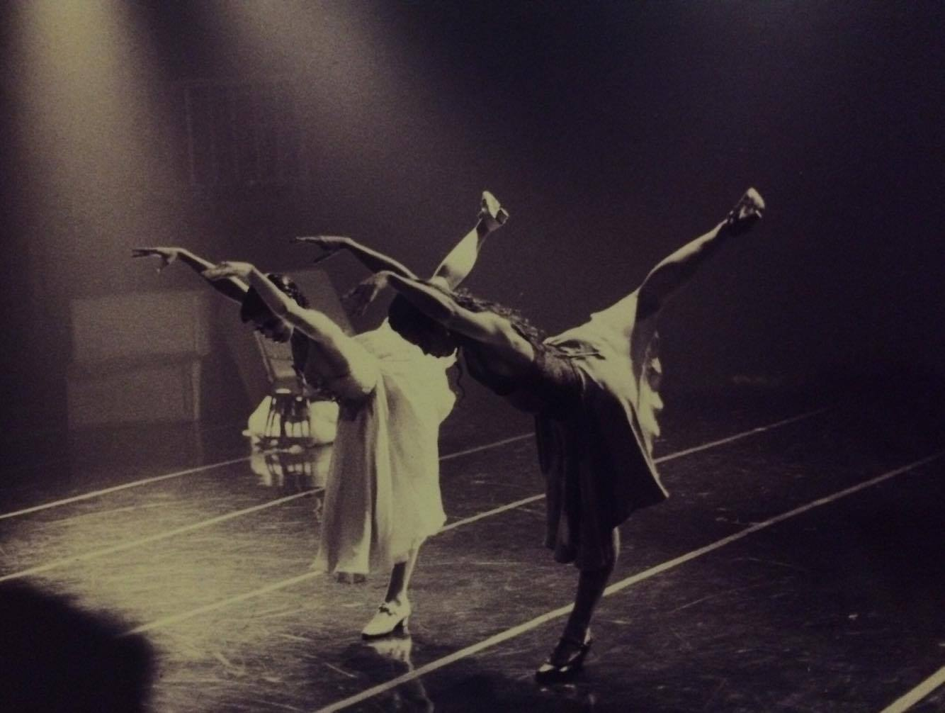 ópera do malandro - 1994 -Coreografia Giselle Tápias