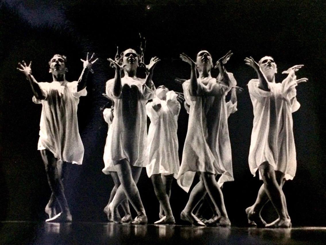 HANDS UP - 1994 - Coreografia Rodrigo Moreira