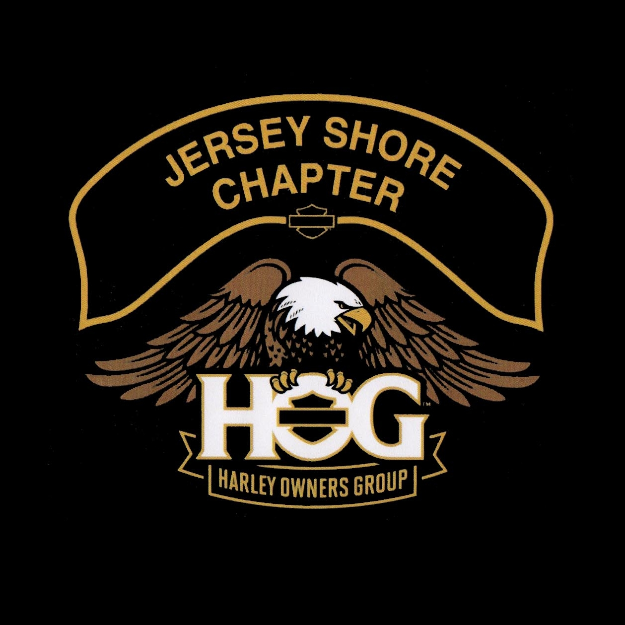 2.Join the Jersey Shore ChapterOnce you're a HOG member, you can join our Jersey Shore Chapter by completing our membership form and bringing it to Shoreline Harley Davidson or to our next general membership meeting listed on our events page. Be sure to bring you National HOG member ID card and the annual dues of $20. -