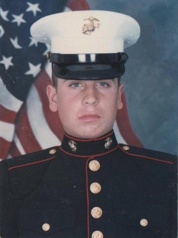 Rich Knochel - Corporal / E-41985-19918th Marine Regiment,Camp Lejeune, NC; deployed to the Mediterranean Sea and the North Atlantic/Arctic Circle; mountain warfare school in Bridgeport, CA; desert warfare training at 29 Palms, CA; recalled to active duty for the duration of Operation Desert Storm in February 1991, serving at Camp Pendleton, CA.Medals/Awards: Good Conduct, Sea Service Deployment, National Defense Service, expert rifle and expert pistol qualifications.
