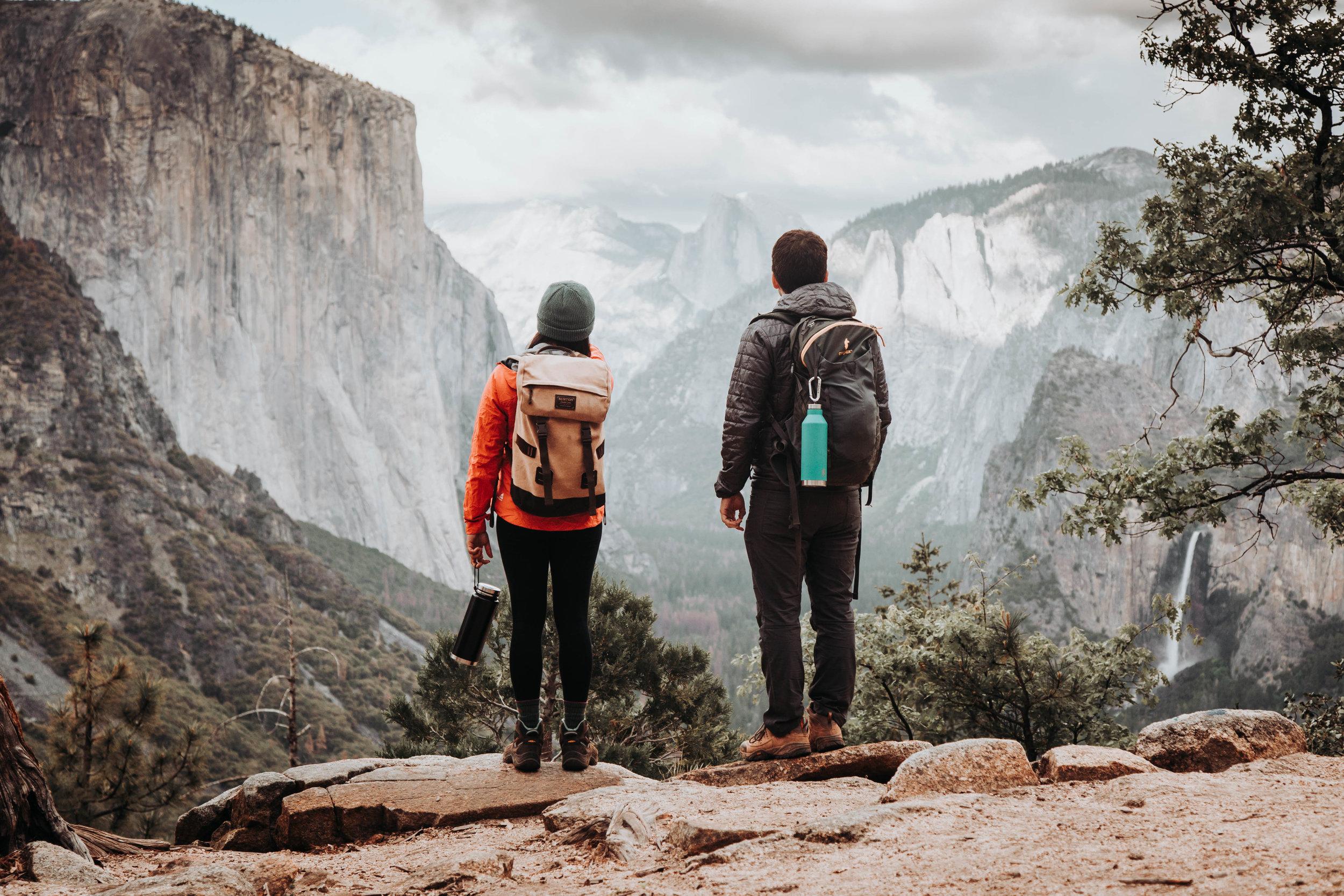 Yosemite - with MIZU