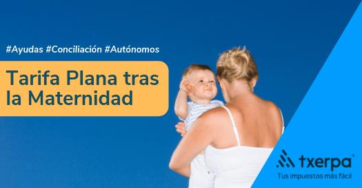 tarifa plana autonomos maternidad txerpa asesoria.png