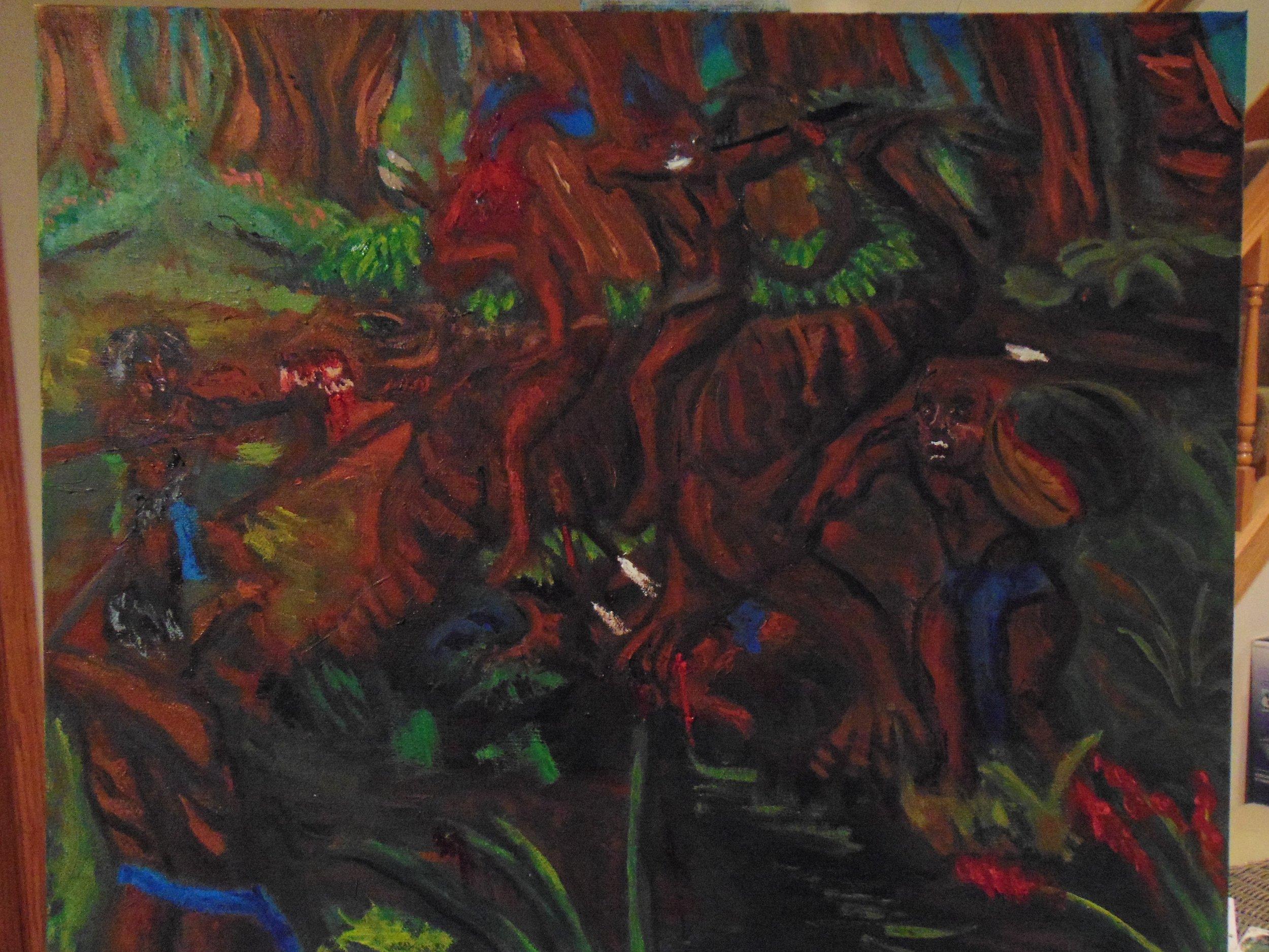 """""""Final Breaths"""", Kosvu-Mohan War"""
