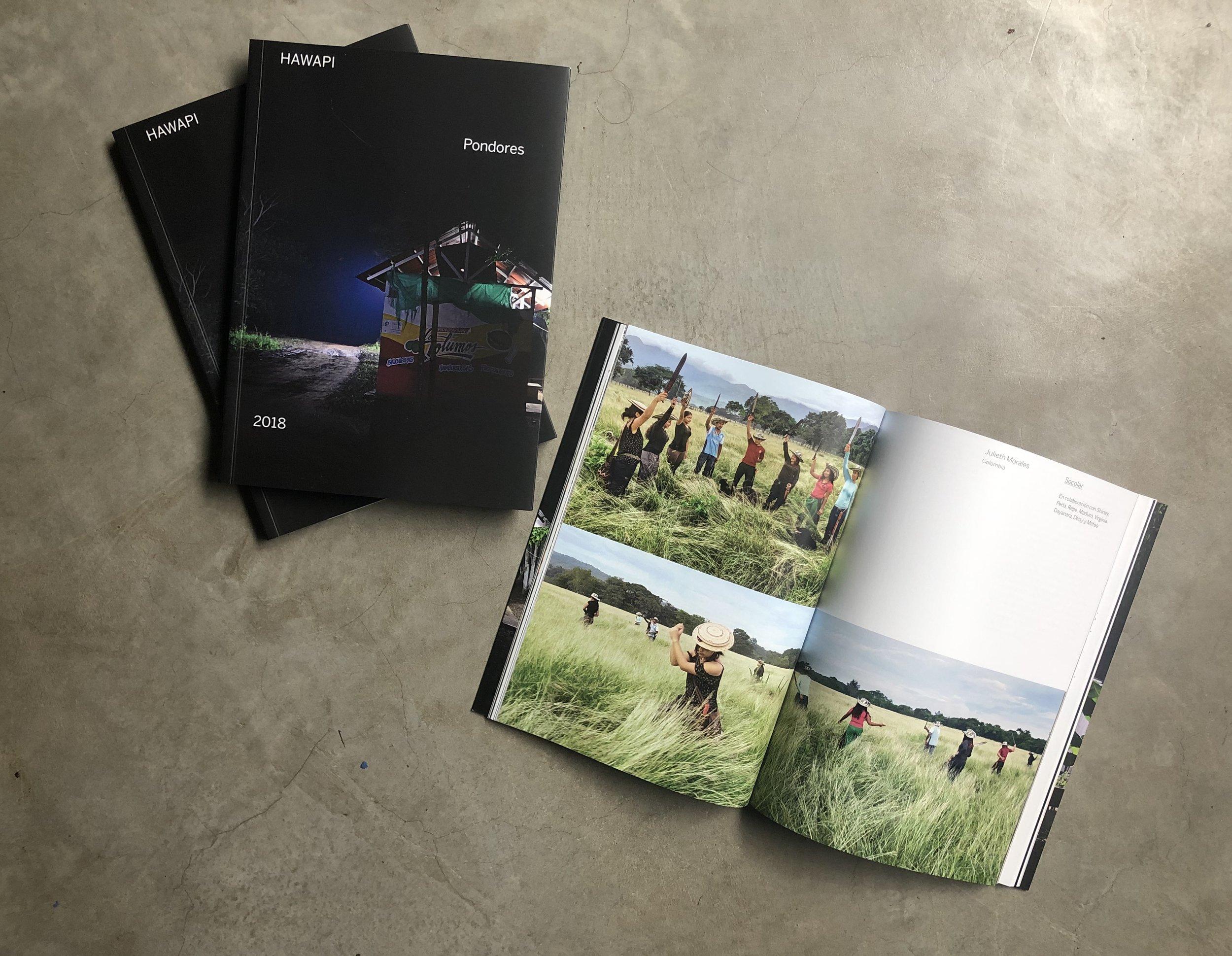 Publication HAWAPI 2018 - Pondores