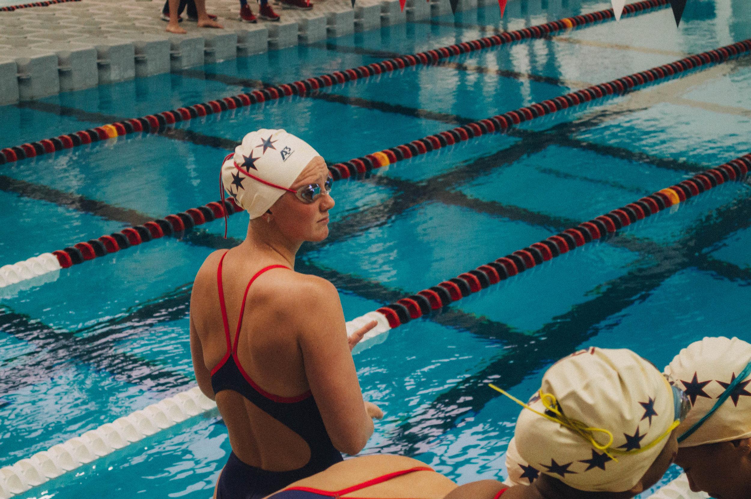 UIC Swim and Dive Senior Night 2019 -