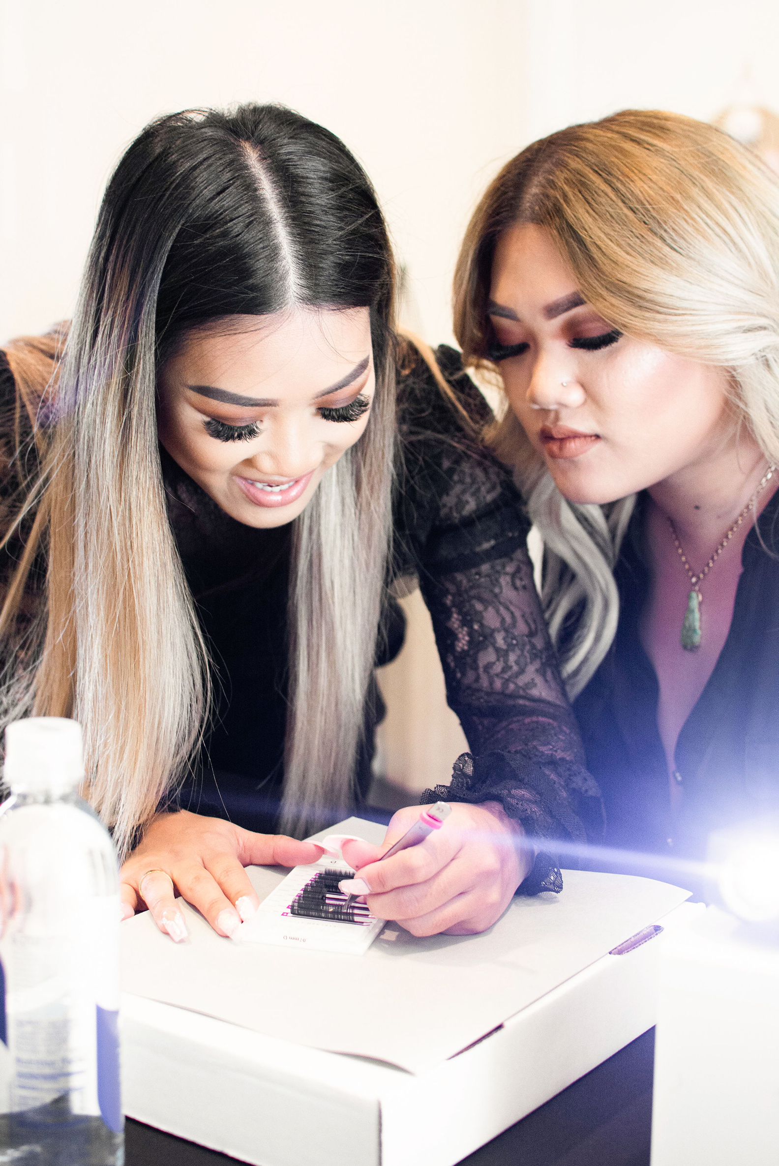 Become A Lash Boss - Hey, You Girl Boss, You!We pride ourselves in providing essential tools to push your career further in the lash industry. With more than five years of experience, we want to share with you all of our tips and tricks to creating a successful business, one lash at a time.