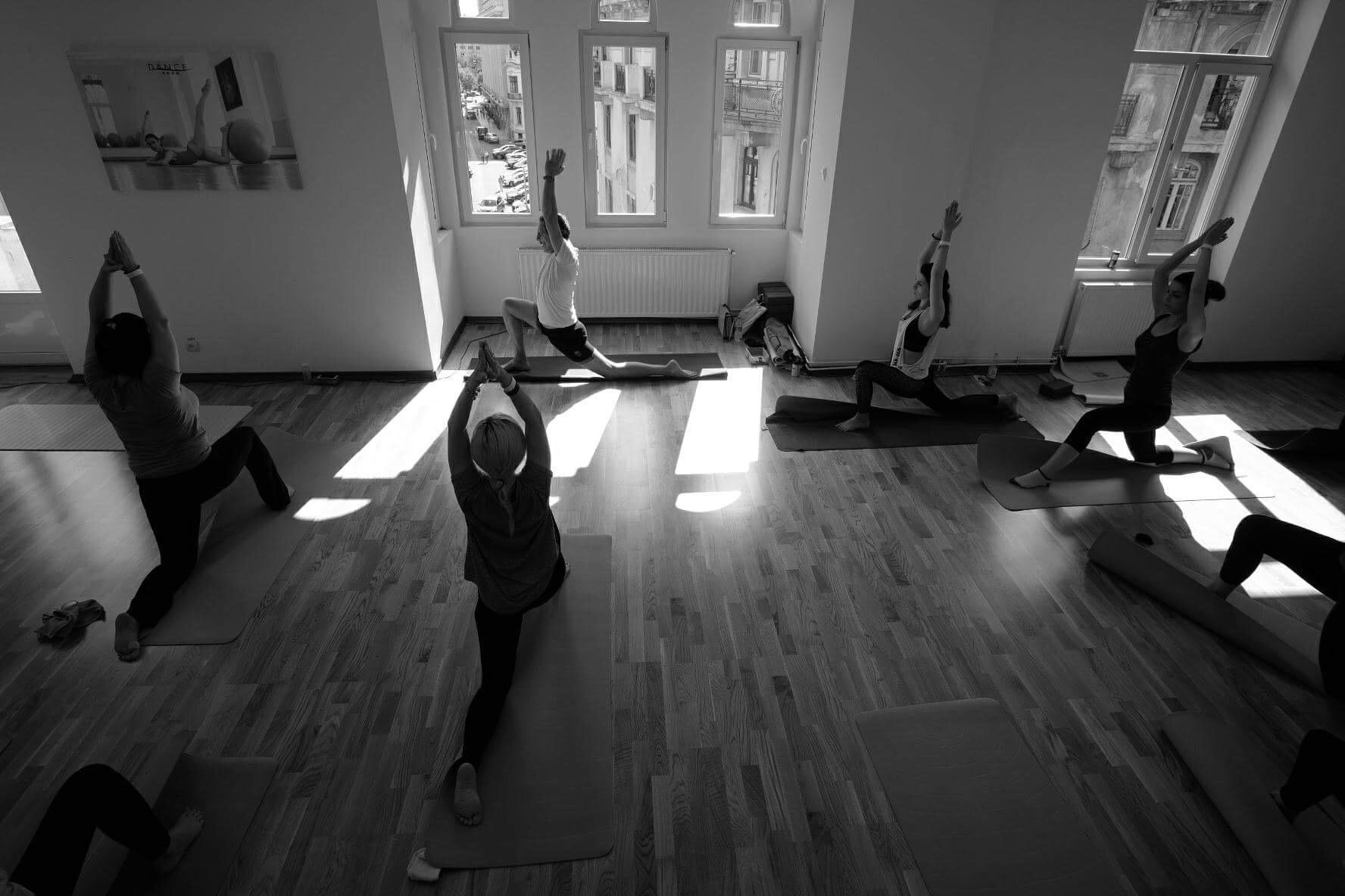 yogaof presence -