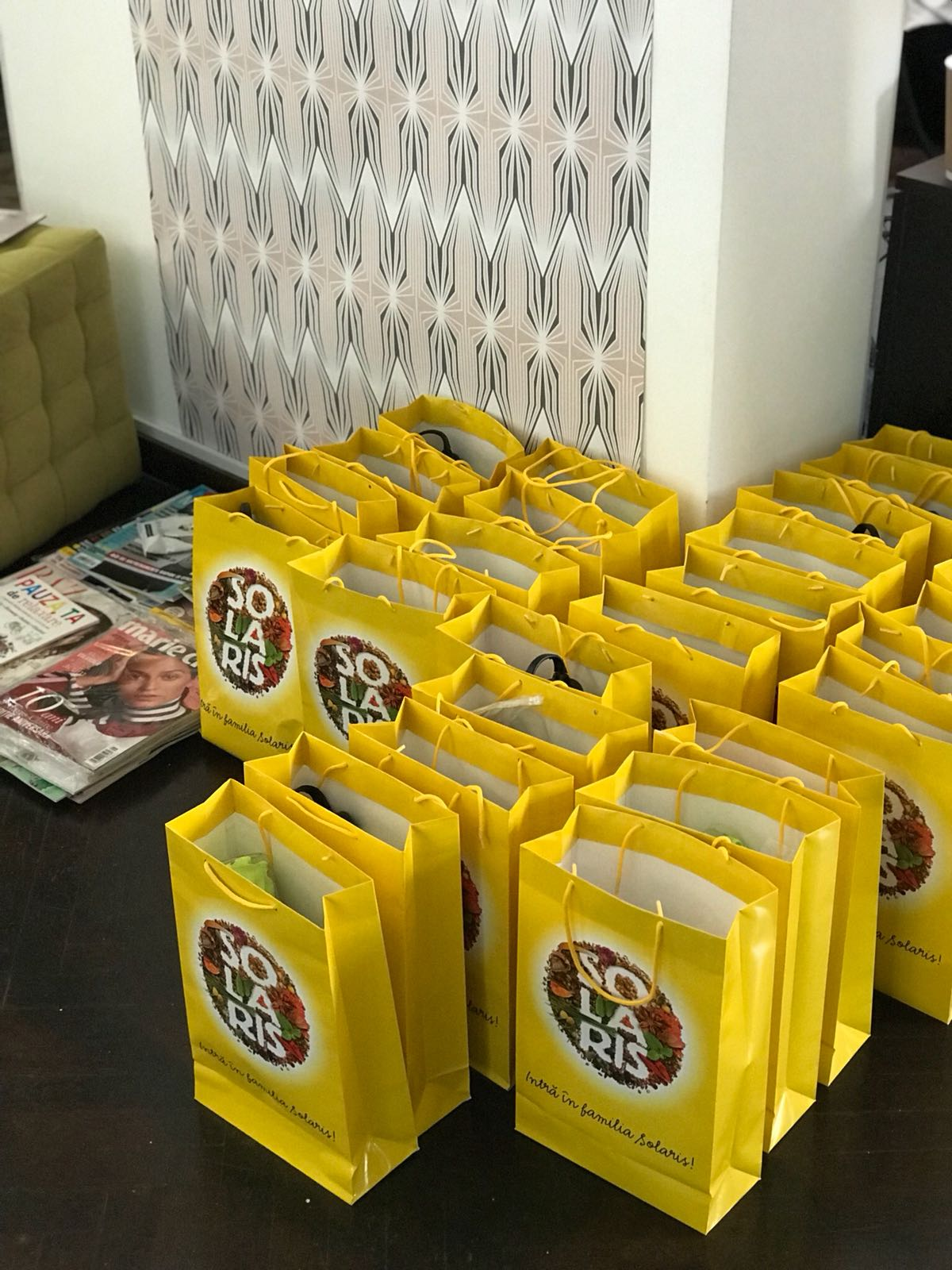 healthy gift bags