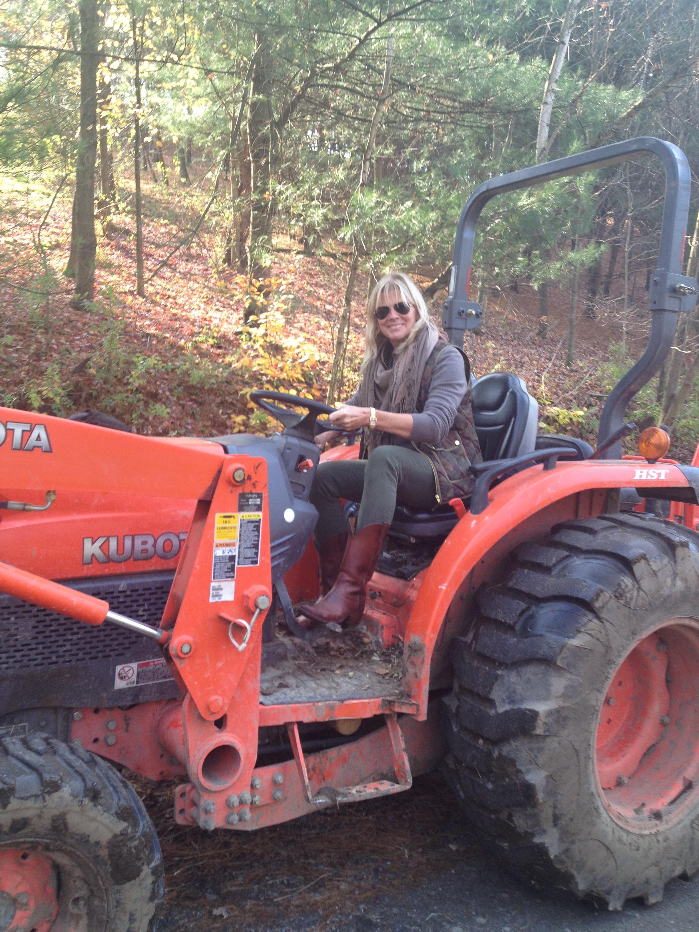 Nancy on tractor.jpg
