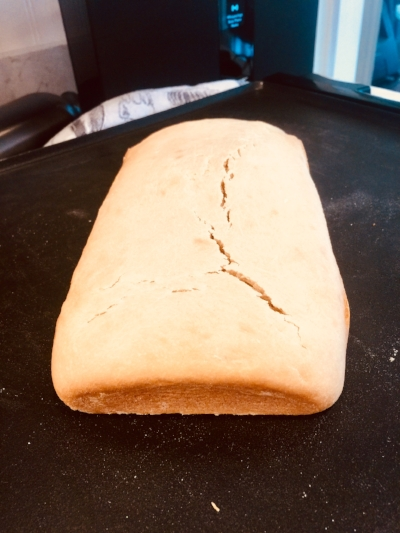 This bread obviously requires baking skills I do not possess.