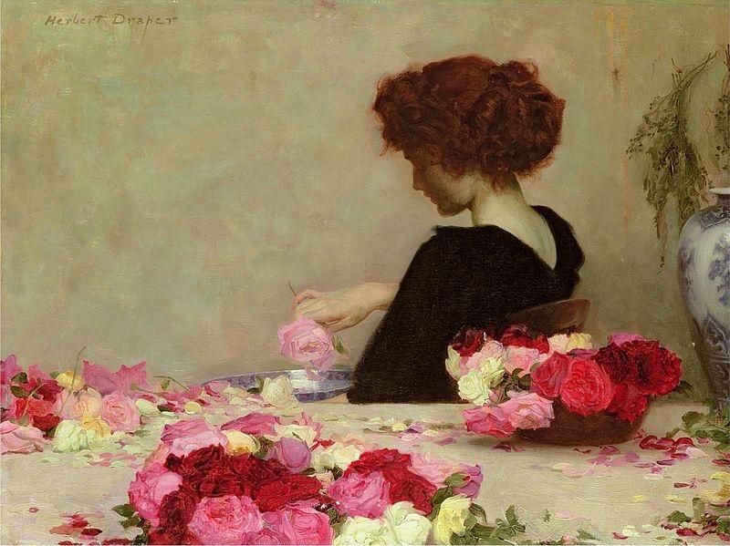 Potpourri  - Herbert James Draper, 1897