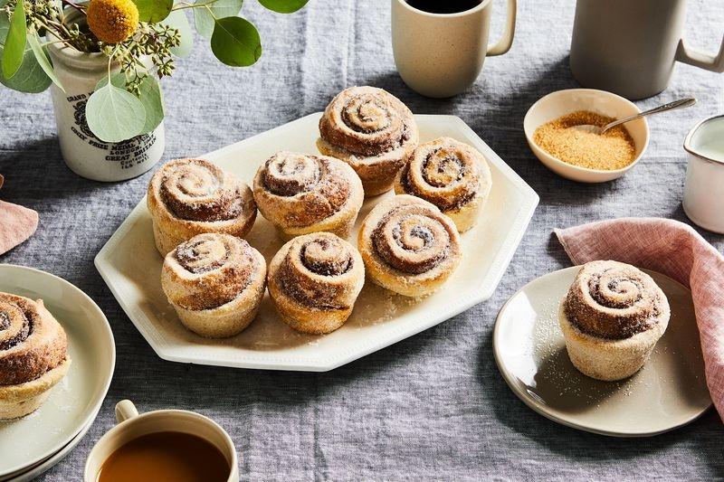 Violet Bakery Cinnamon Rolls  - via Food 52