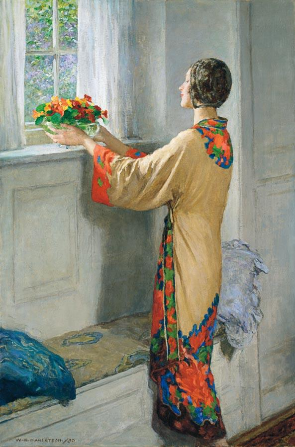 A New Day - William Henry Margetson, 1861-1940