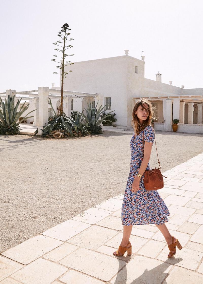 Amber Dress  - Sézane