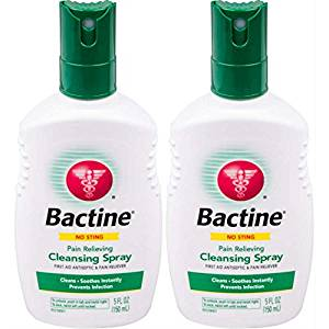Bactine  via Amazon