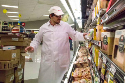 Ayer Shop 'n Save_Meat Department