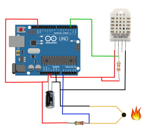 Arduino Thermistor Theory, Calibration, and Experiment — Maker PortalMaker Portal