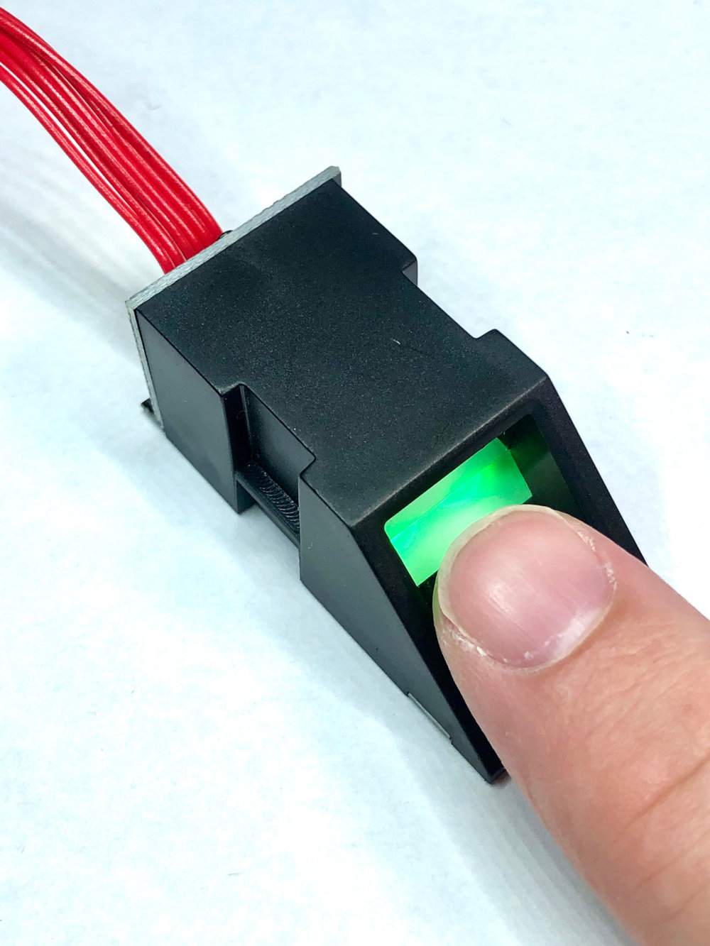 Arduino Optical Fingerprint Sensor (AS608) — Maker Portal