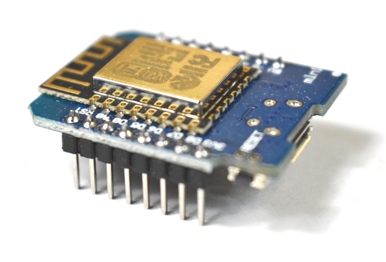 WeMos D1 Mini ESP8266 Arduino WiFi Board — Maker Portal
