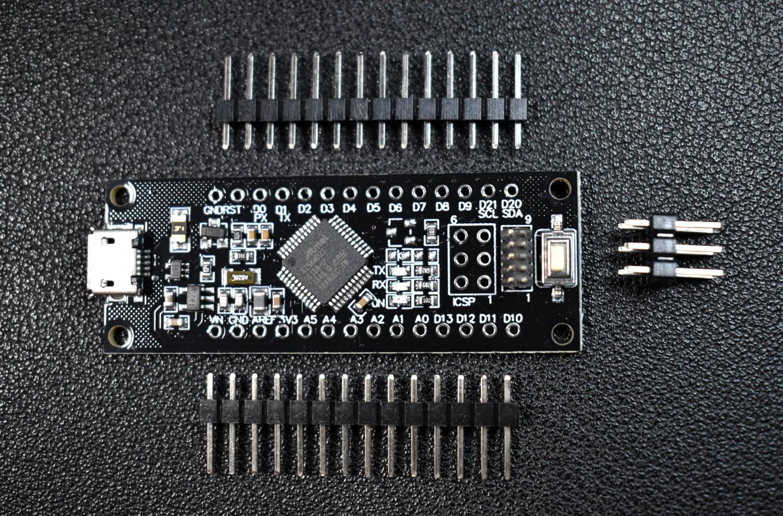SAMD21 M0 Mini 32-bit, 48MHz Microcontroller — Maker Portal