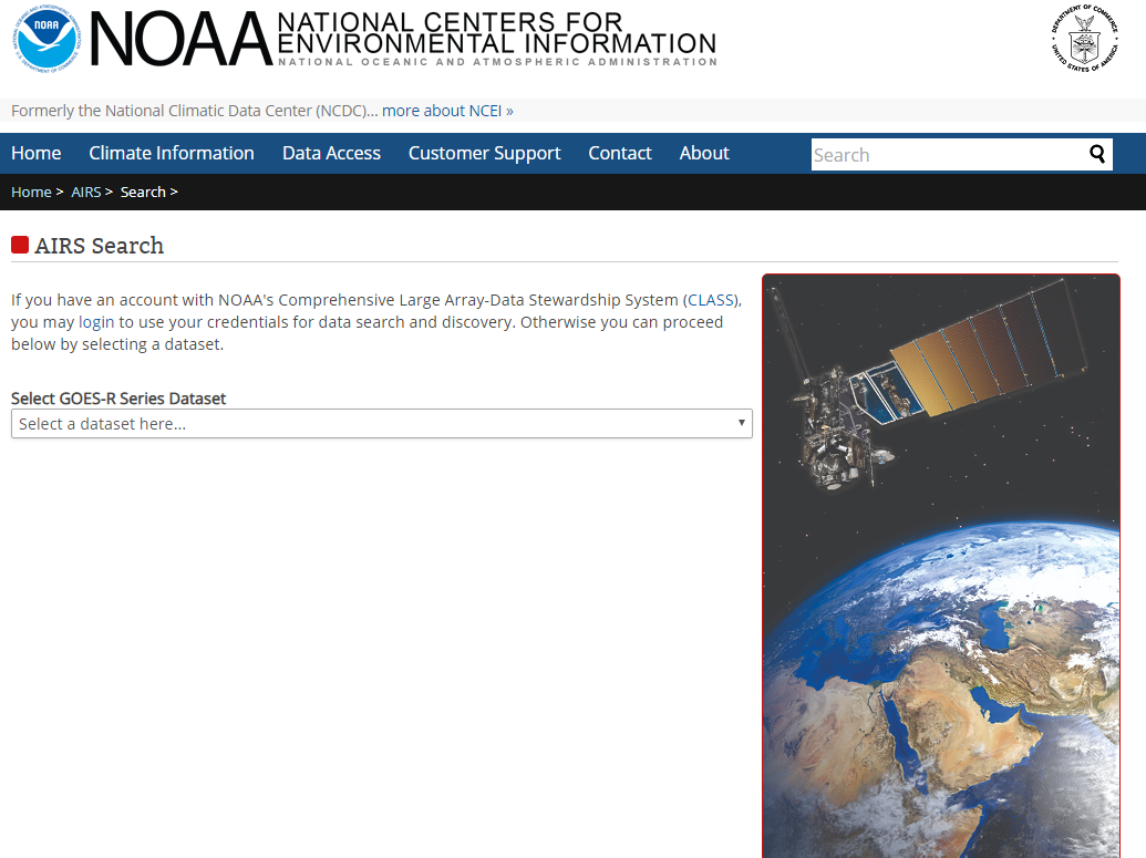 Satellite Imagery Analysis in Python Part I: GOES-16 Data