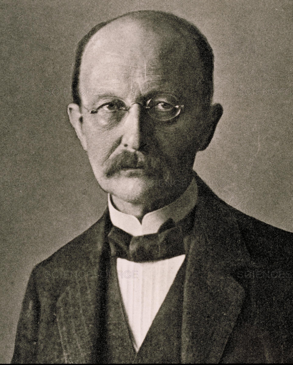 Photo of Max Planck, Courtesy of:  https://www.sciencesource.com/archive/Max-Planck--German-Physicist-SS2444907.html
