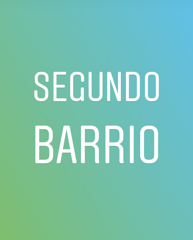 #RTHxSEGUNDOBARRIO