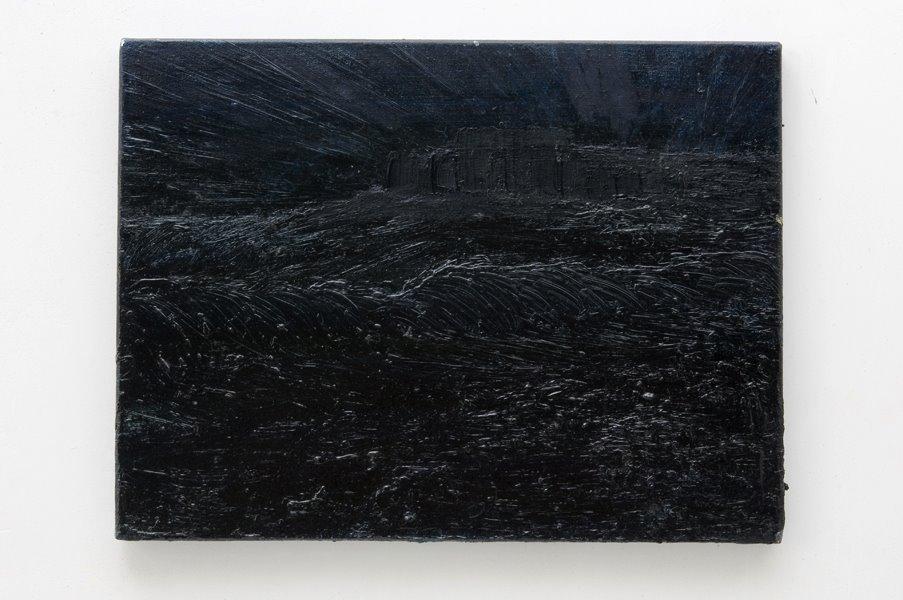 Harold De Bree - Canvas Oilpaint,