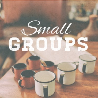 Vision For Small Groups