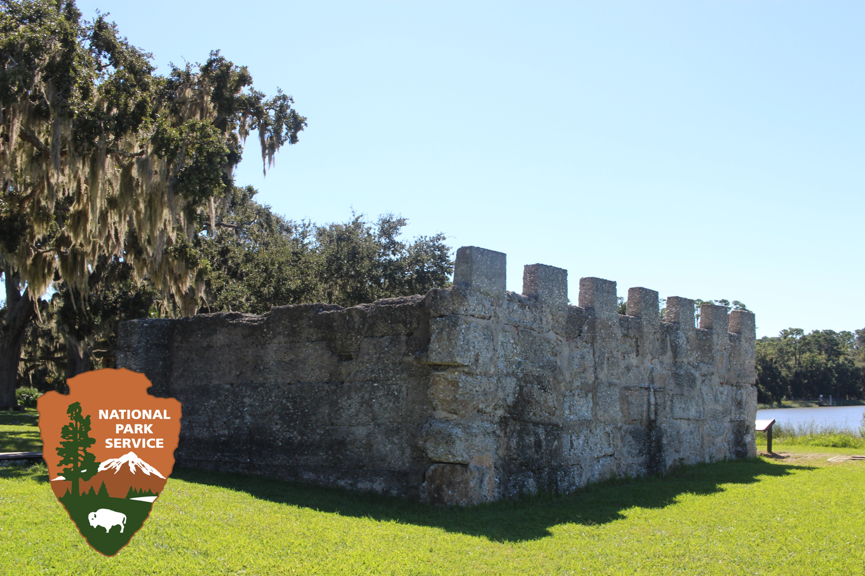 Friends of Fort Frederica is an official non-profit partner of the National Park Service -