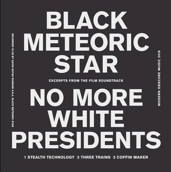 No More White Presidents Excerpts