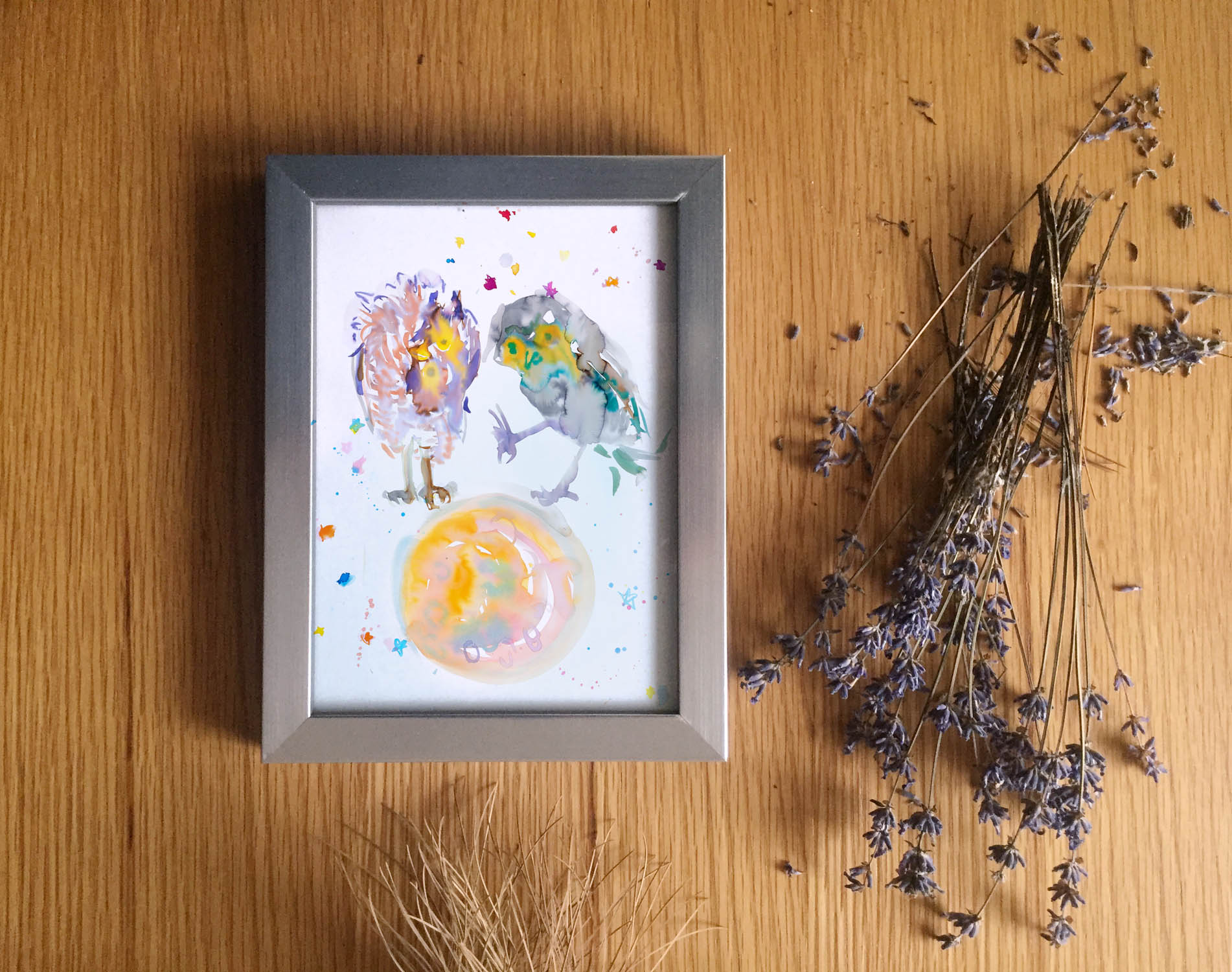 Give a little art…The small prints are here! - pick out the perfect little gift now…