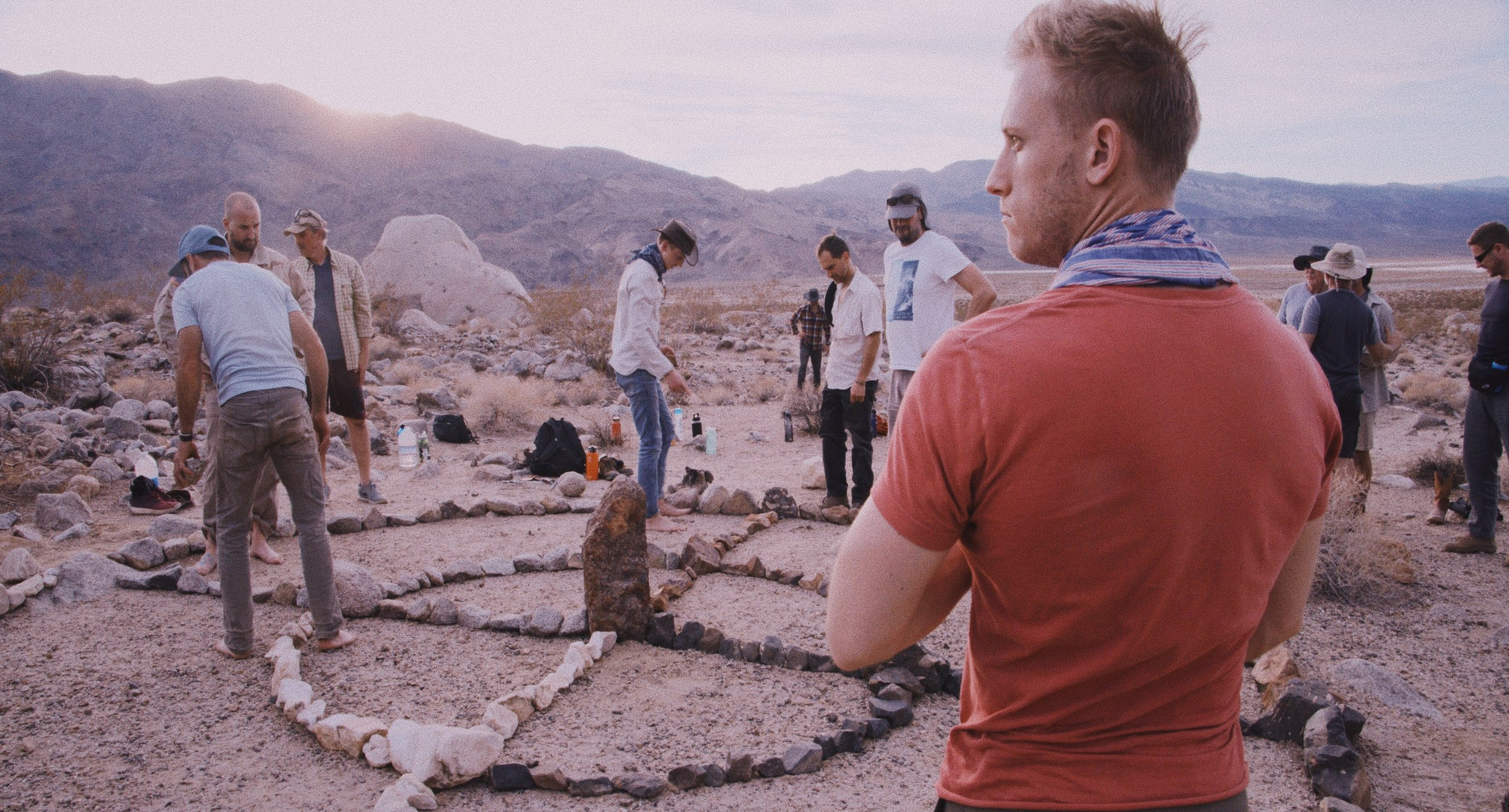 DEATH VALLEY - Thursday, October 31 - Monday, November 4PRIVATE INTENSIVE