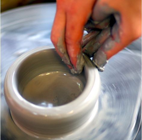 Intro To Clay Wheel -