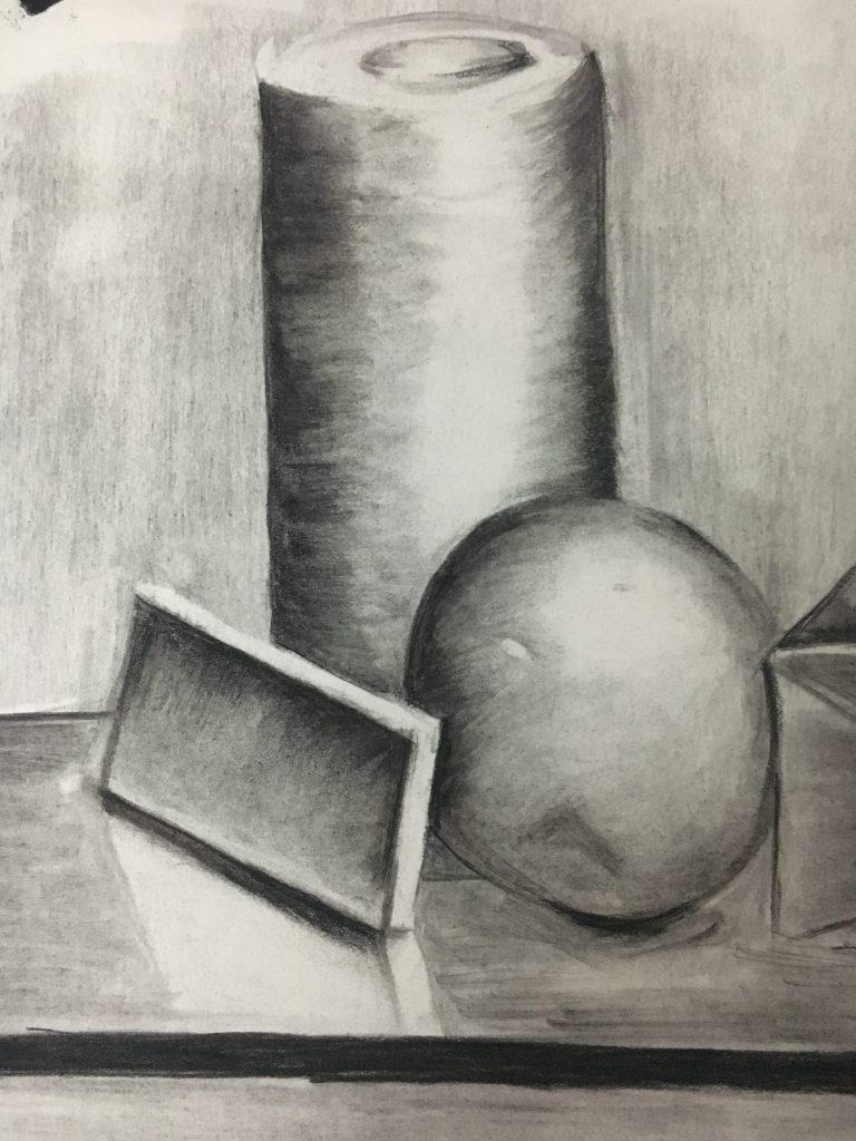 TUES: Charcoal