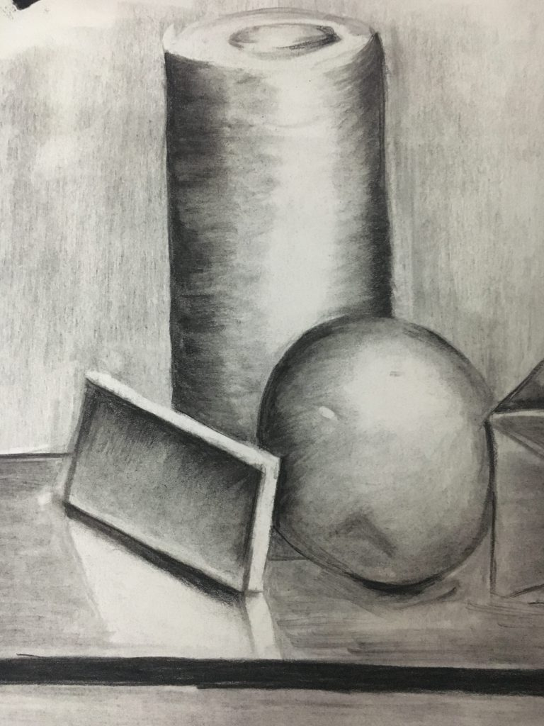 Tuesdays: 3D(Charcoal)