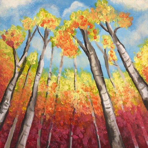 Warm Trees